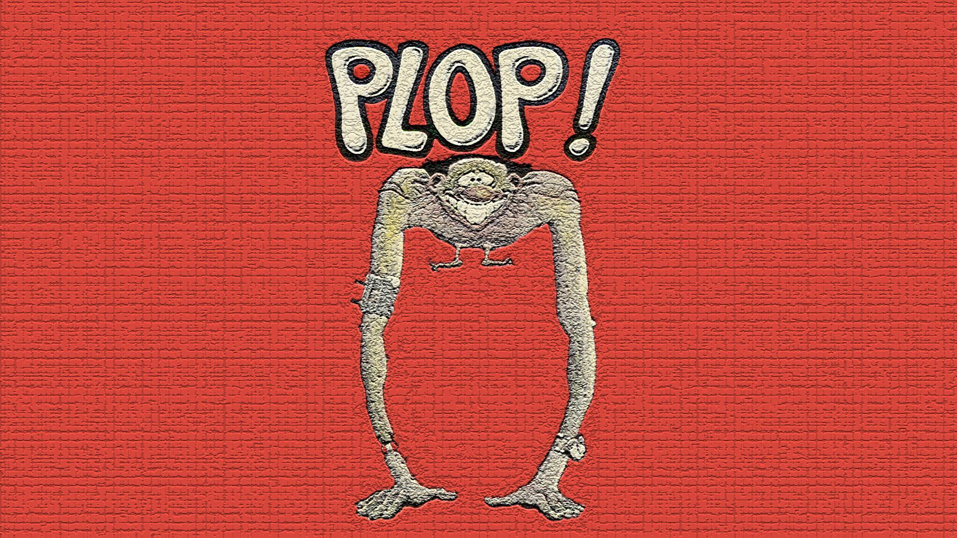 Plop! Comics wallpapers HD quality