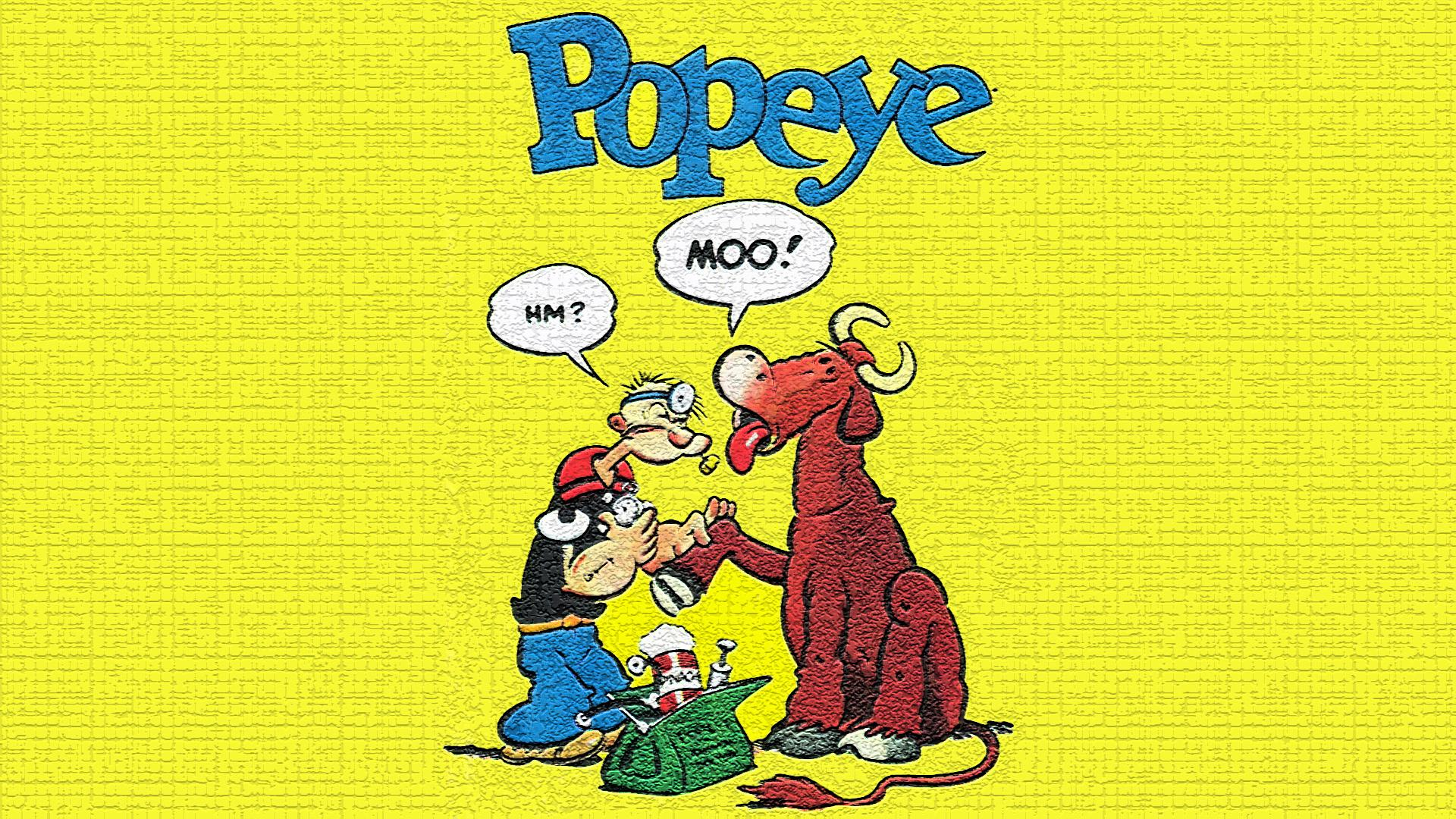 Popeye Comics wallpapers HD quality