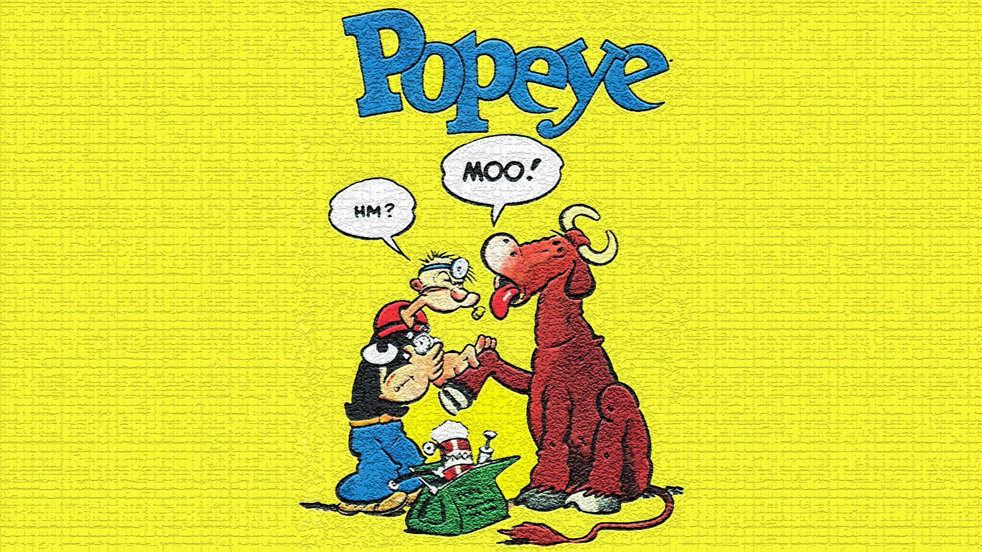 Popeye Comics wallpapers HD quality