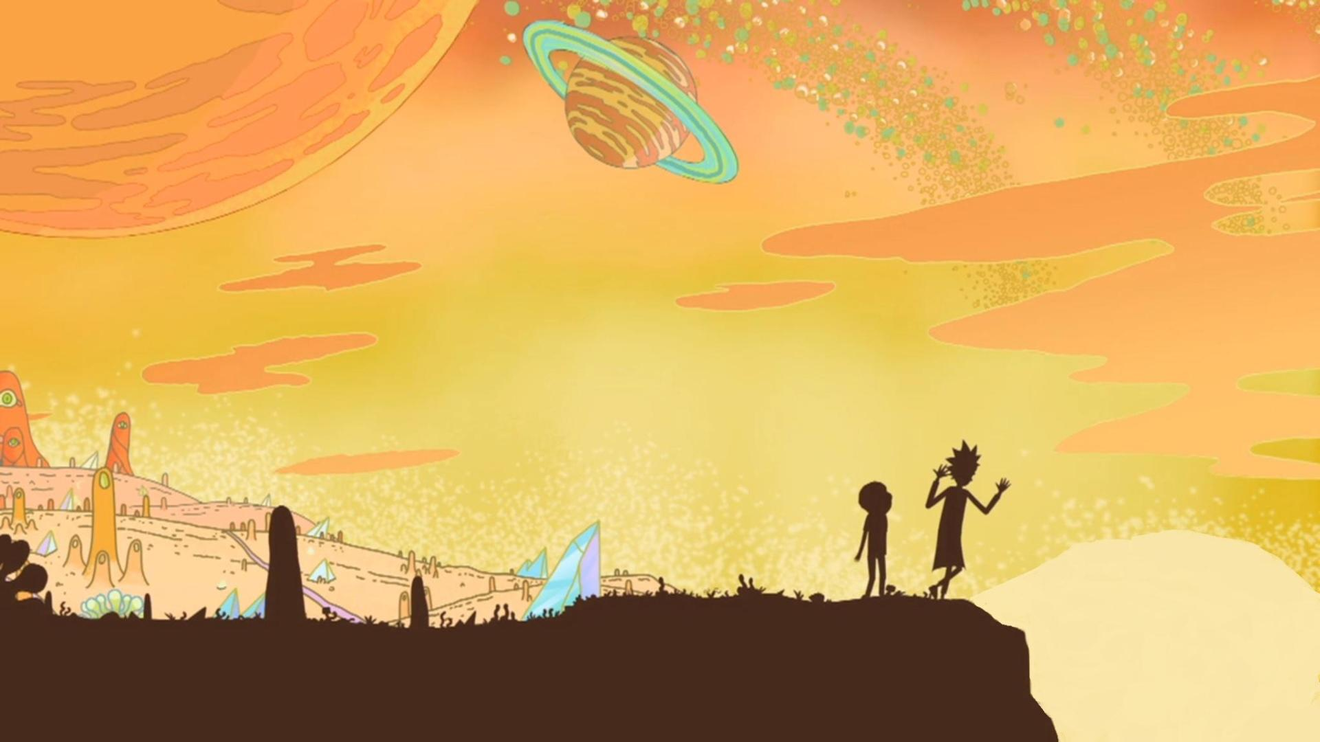 Rick And Morty wallpapers HD quality