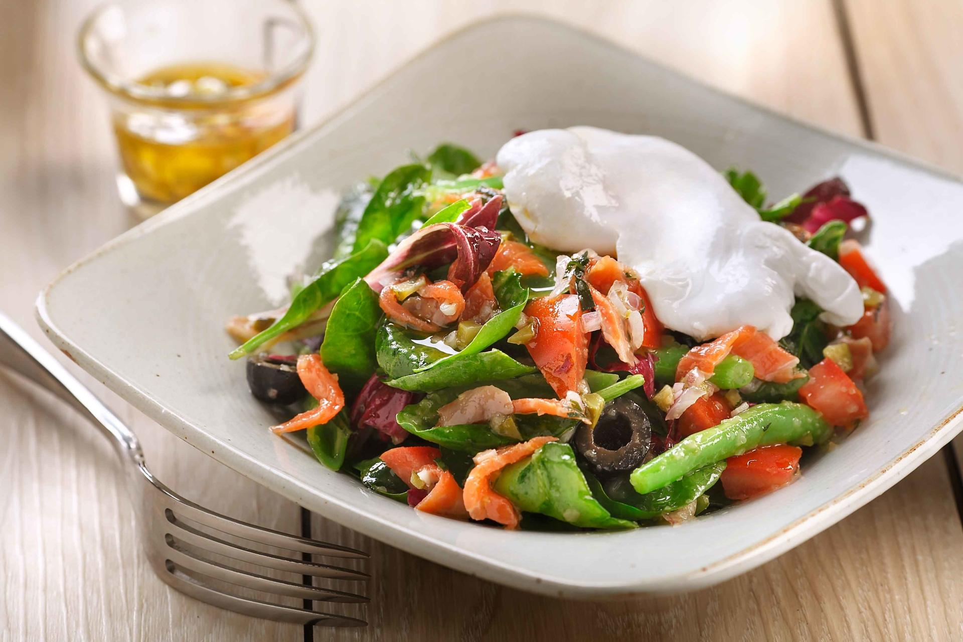 Salade Lyonnaise wallpapers HD quality