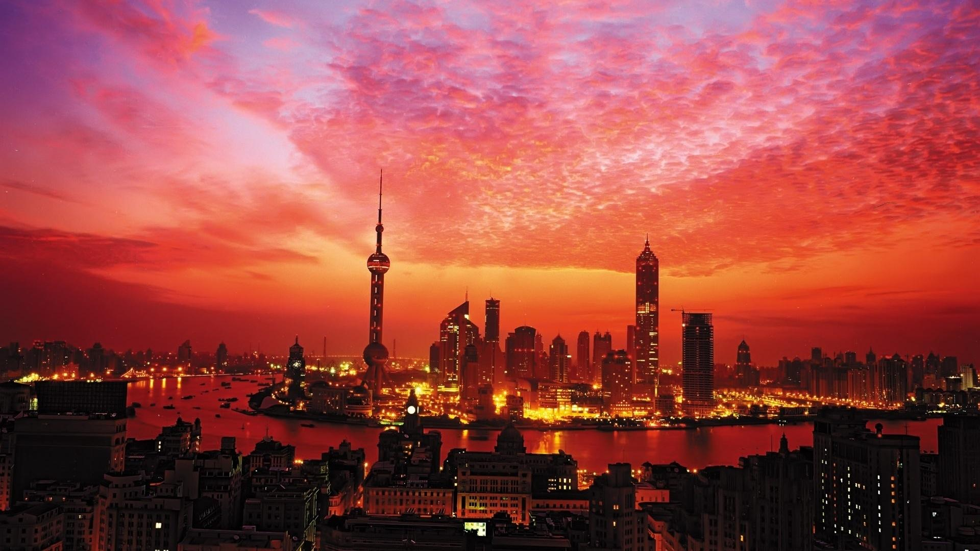Shanghai Wallpaper Hd Download