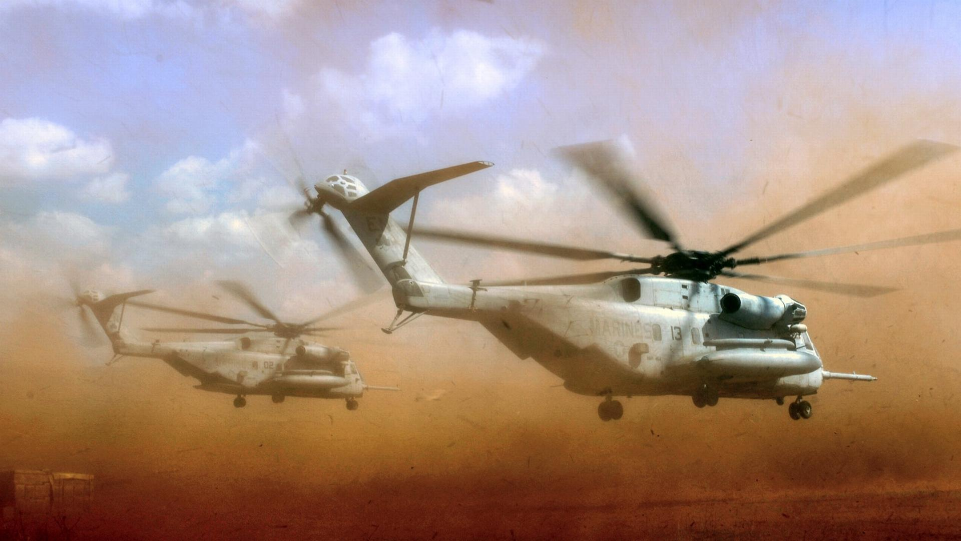 Sikorsky CH-53E Super Stallion wallpapers HD quality