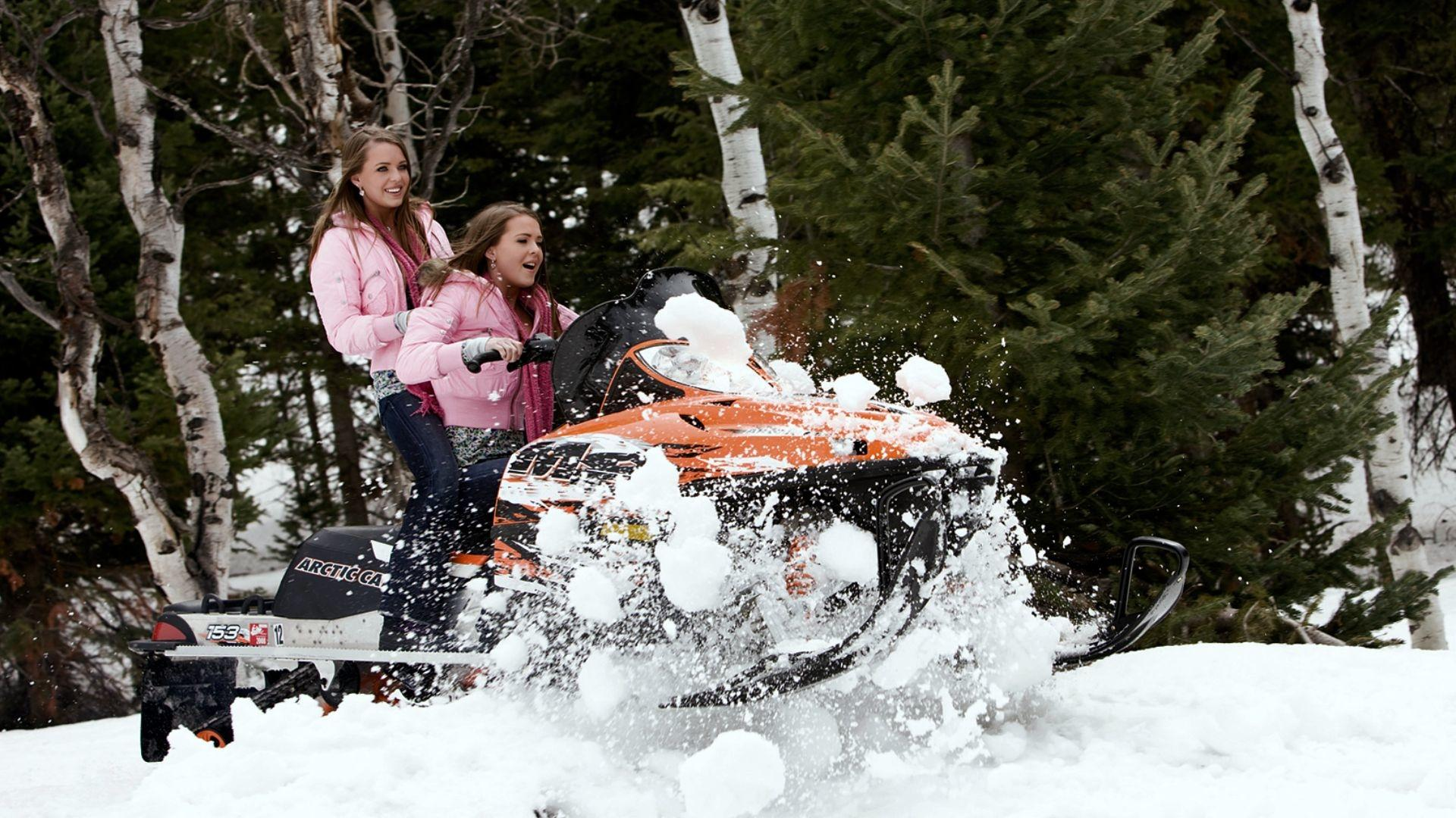 Snowmobile wallpapers HD quality