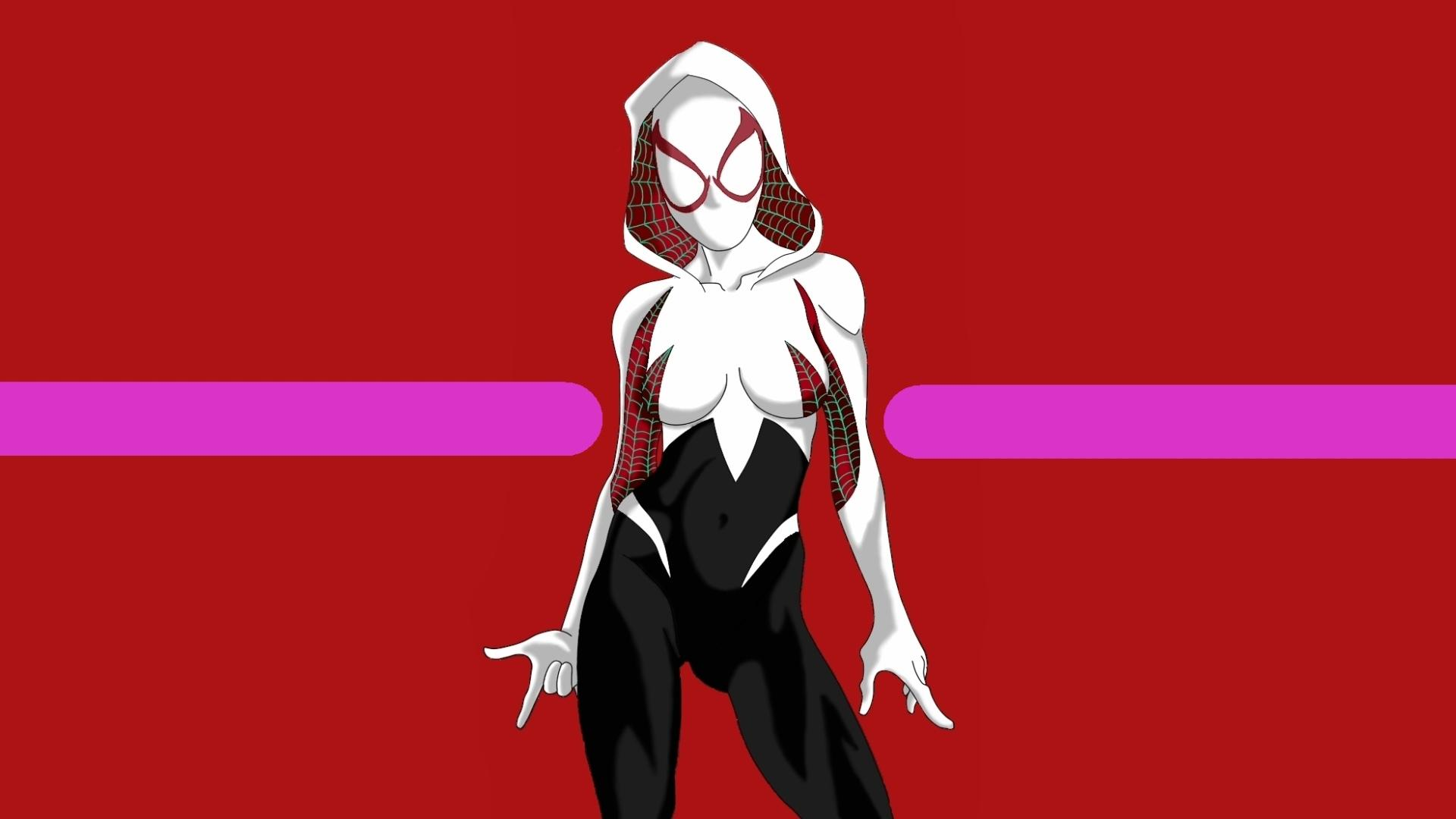 Spider-Gwen Comics wallpapers HD quality