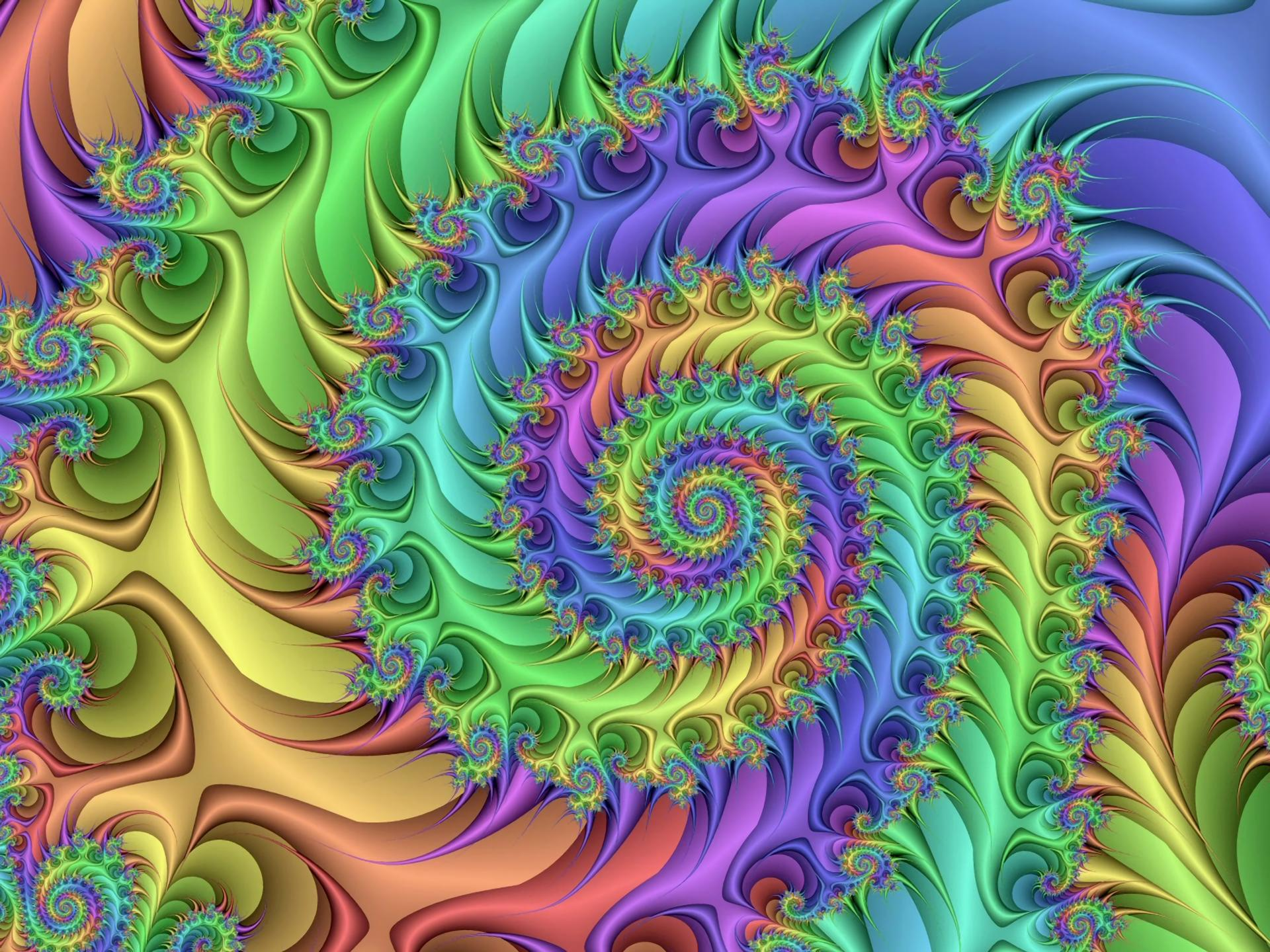 Spiral Abstract wallpapers HD quality