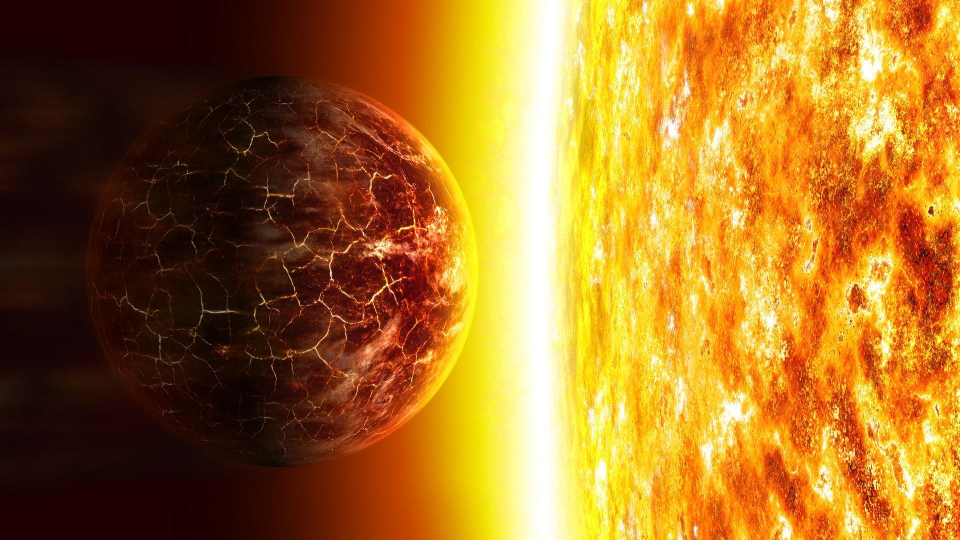 Sun Sci Fi wallpapers HD quality