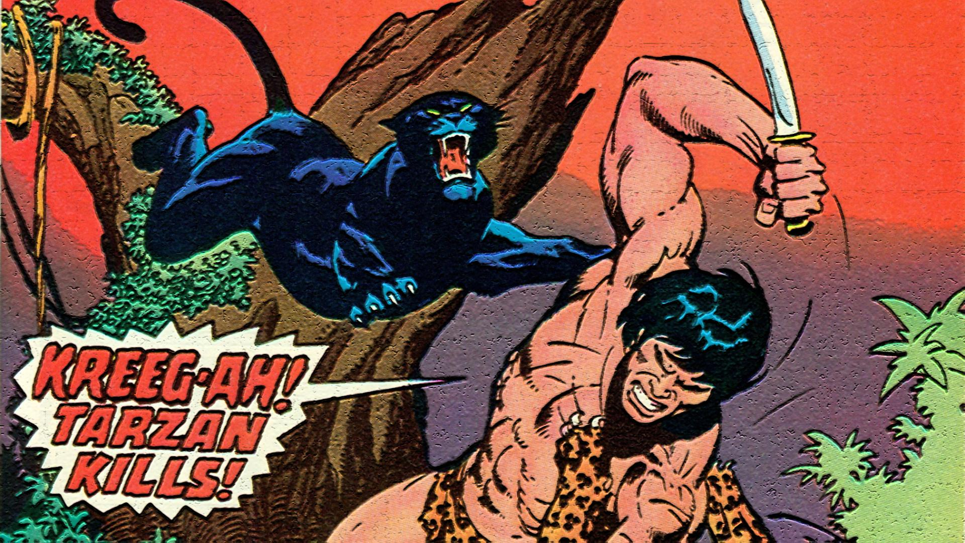 Tarzan Comics wallpapers HD quality