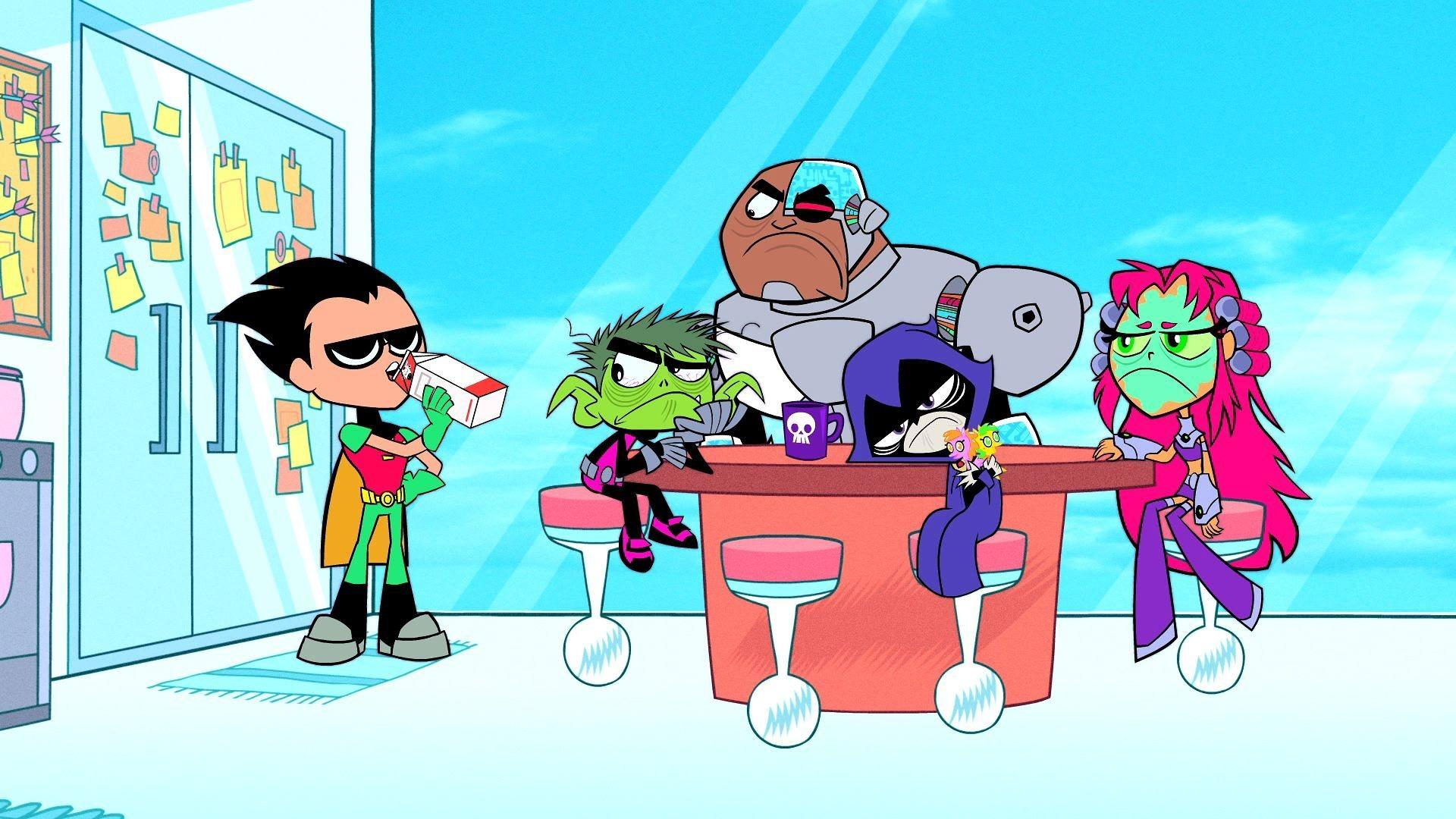 Teen Titans Go! wallpapers HD quality