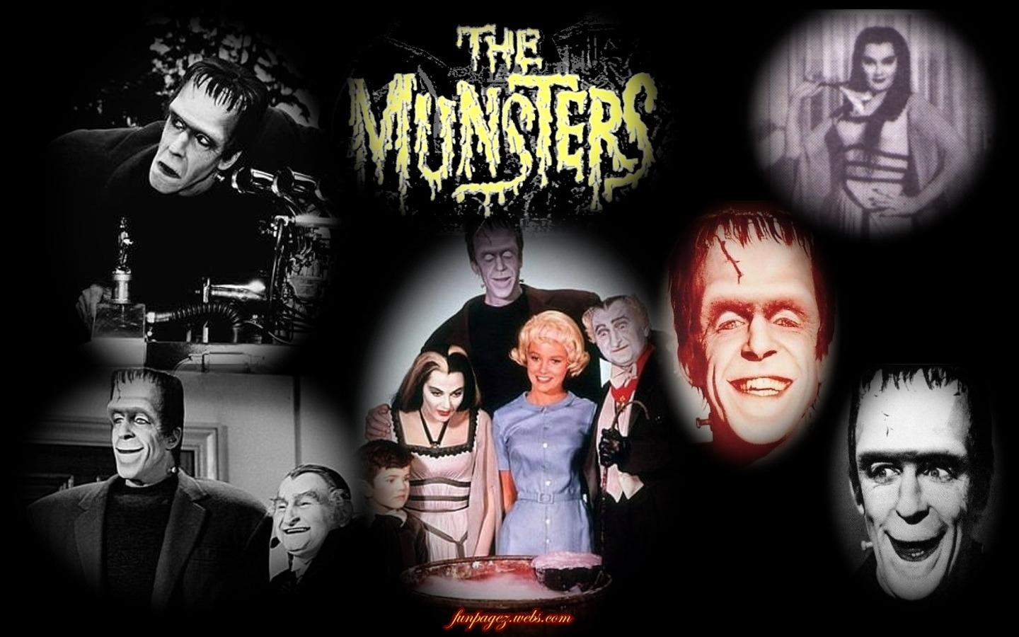 The Munsters wallpapers HD quality