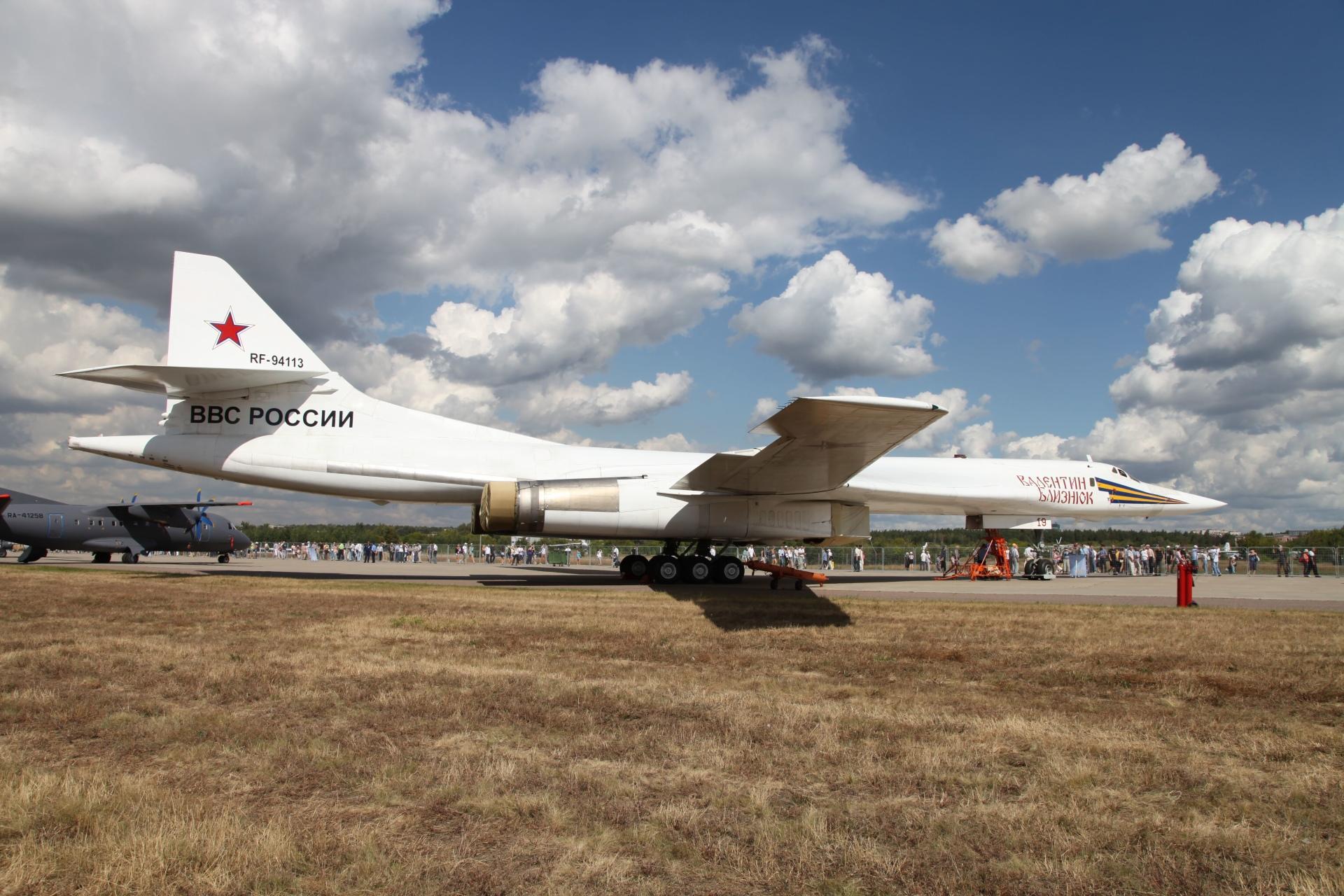 Tupolev Tu-160 wallpapers HD quality