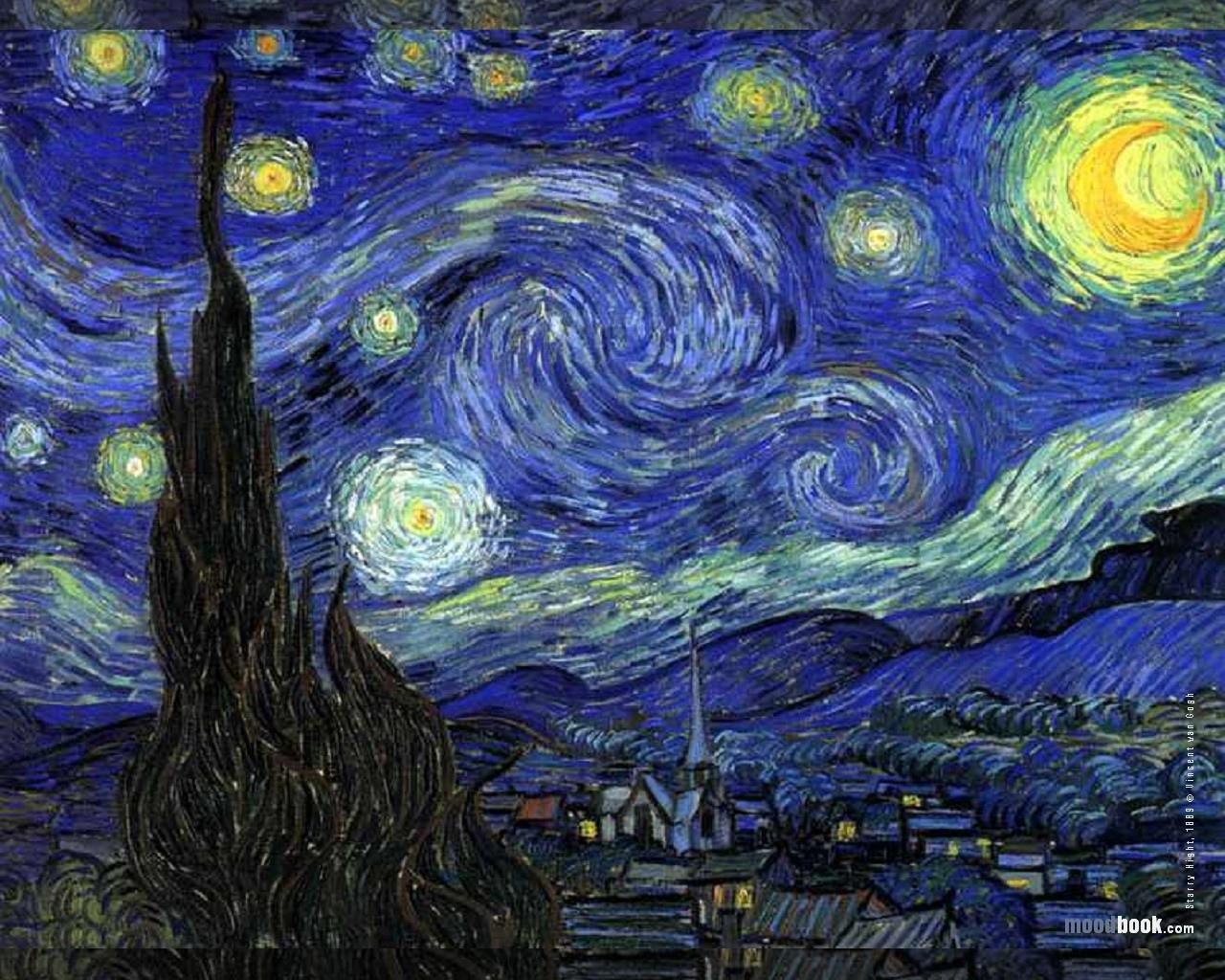 Vincent Van Gogh wallpapers HD quality