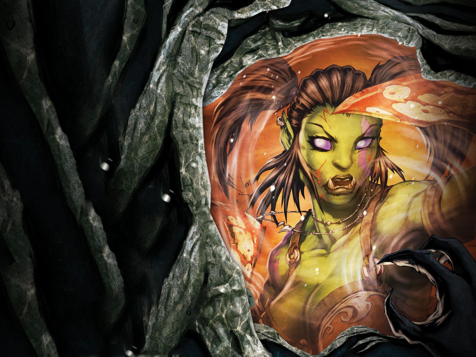 Warcraft Comics wallpapers HD quality