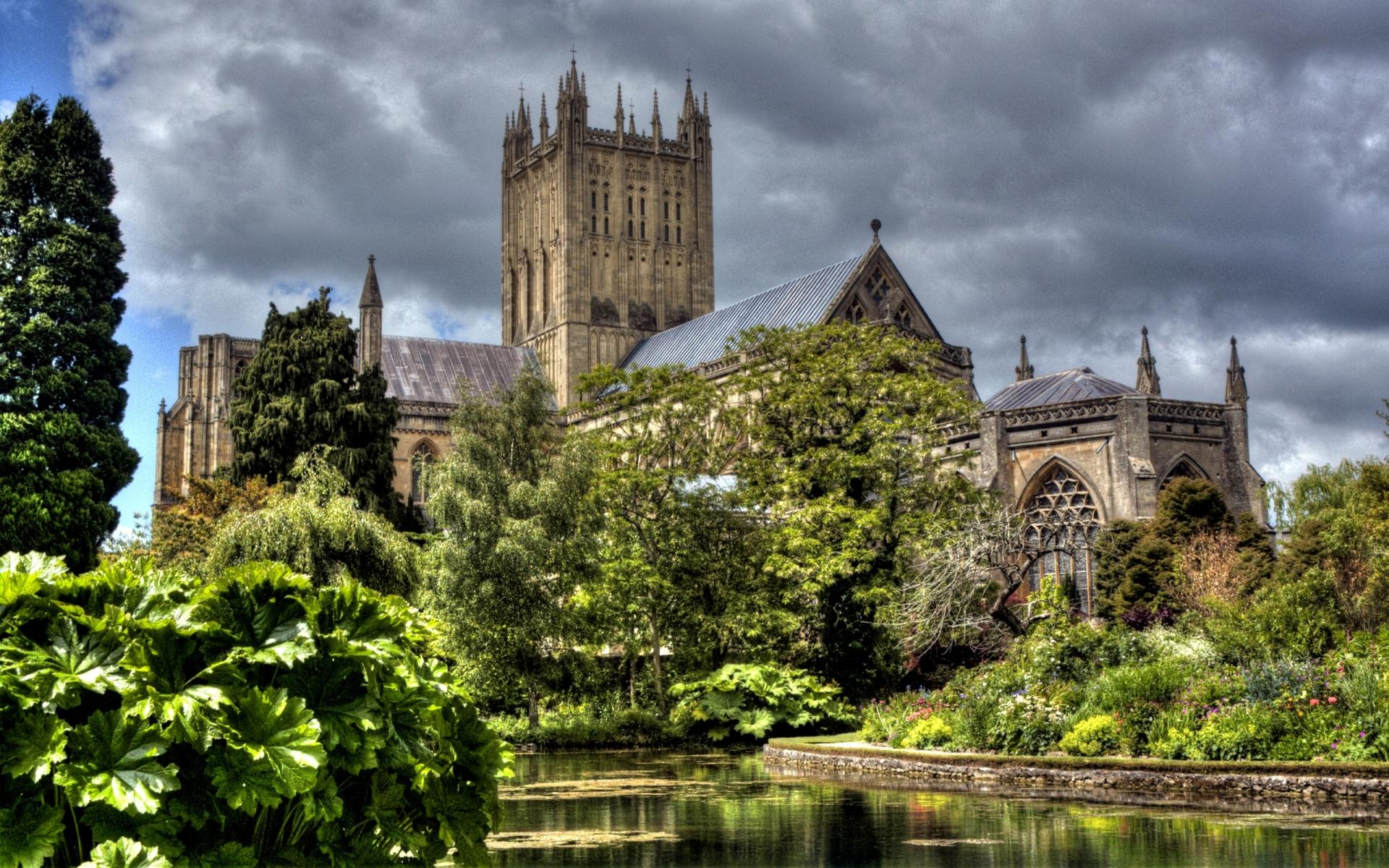 Wells Cathedral wallpapers HD quality