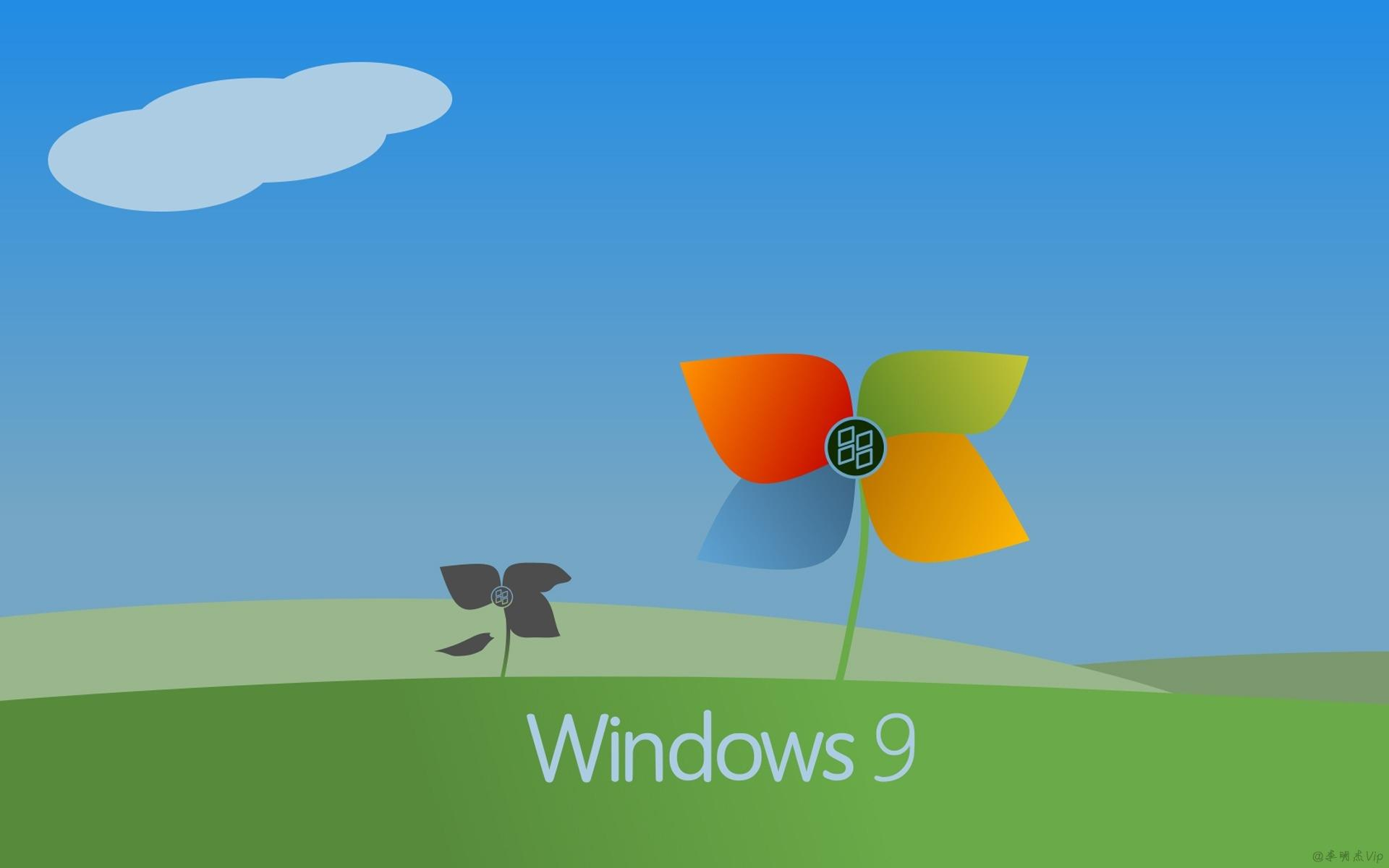 Windows 9 wallpapers HD quality