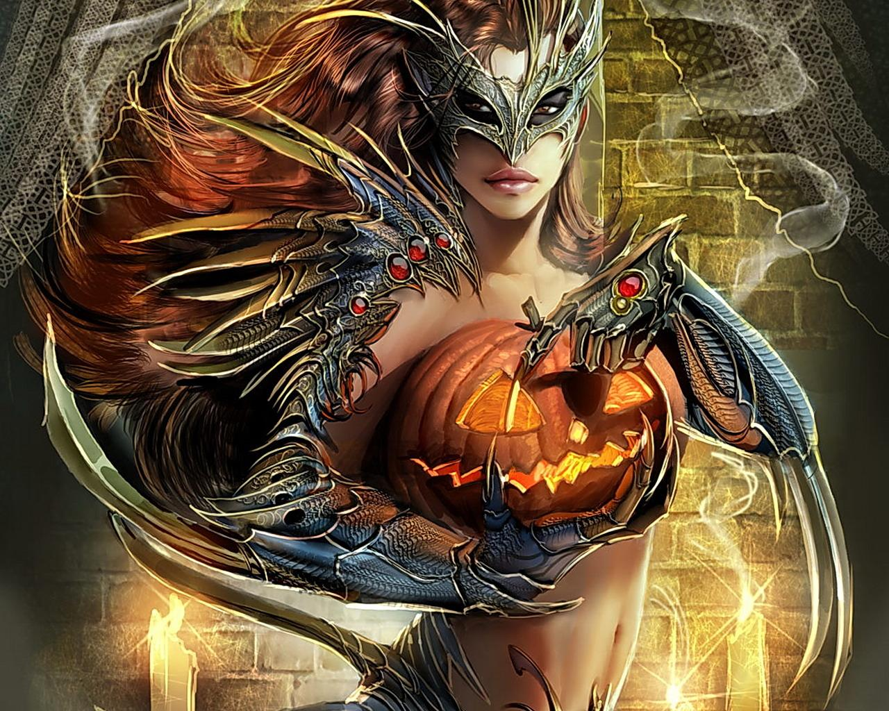 Witchblade Comics at 640 x 1136 iPhone 5 size wallpapers HD quality
