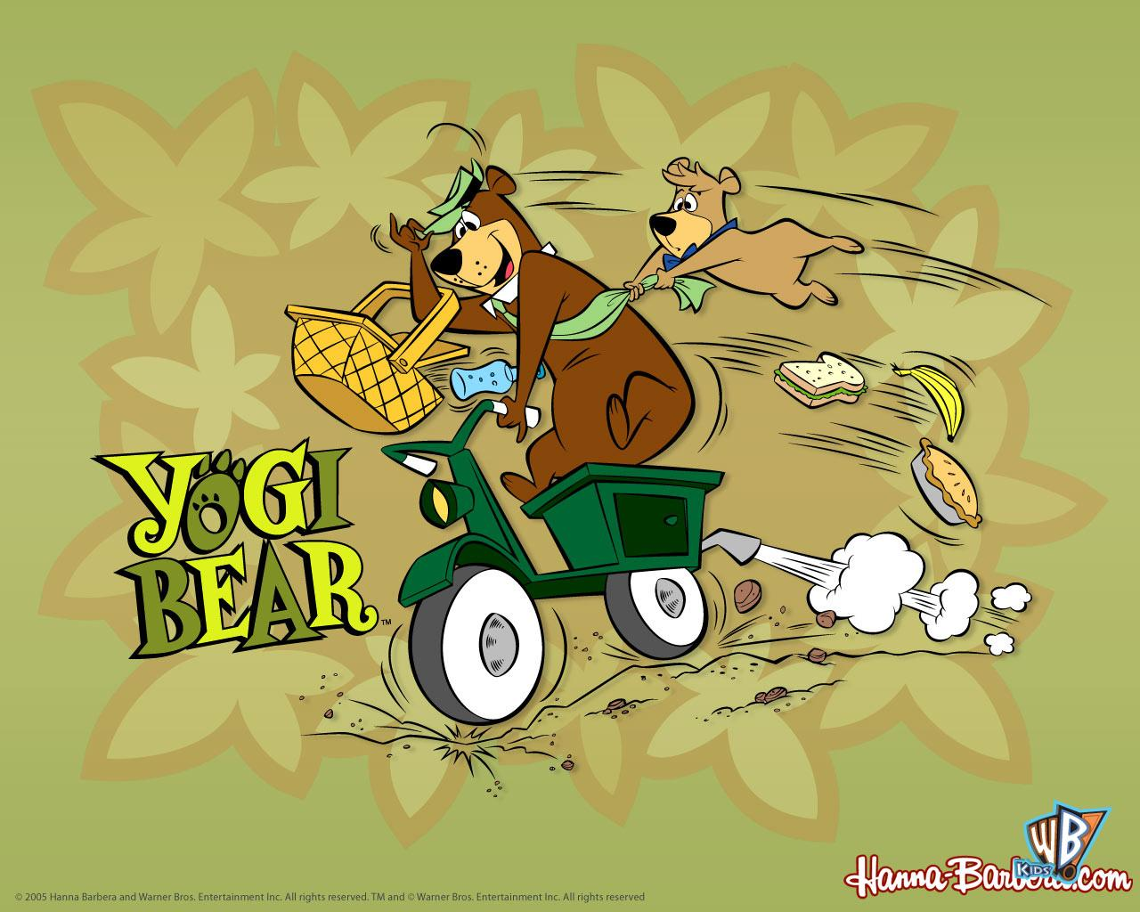 Yogi Bear wallpapers HD quality