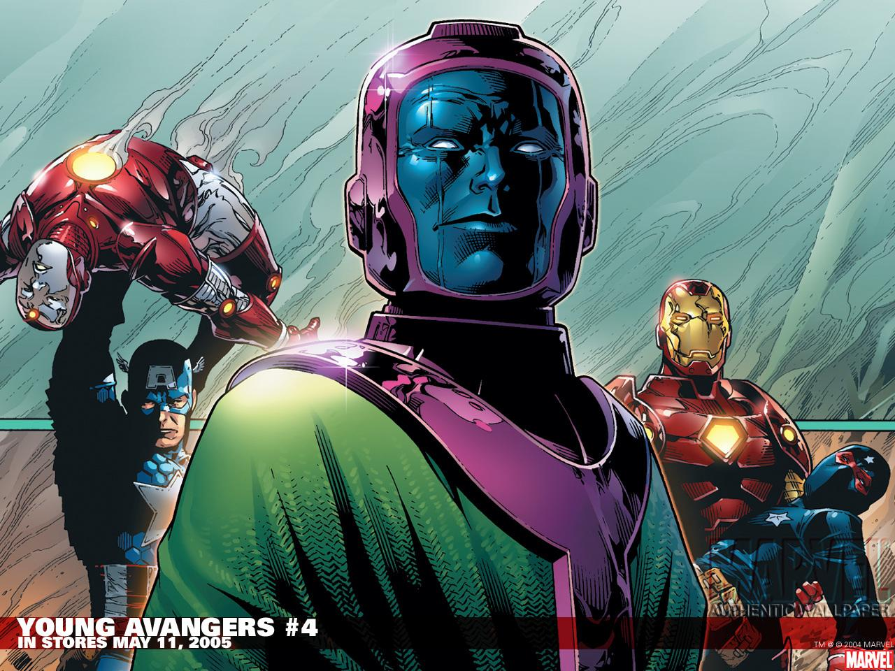 Young Avengers wallpapers HD quality