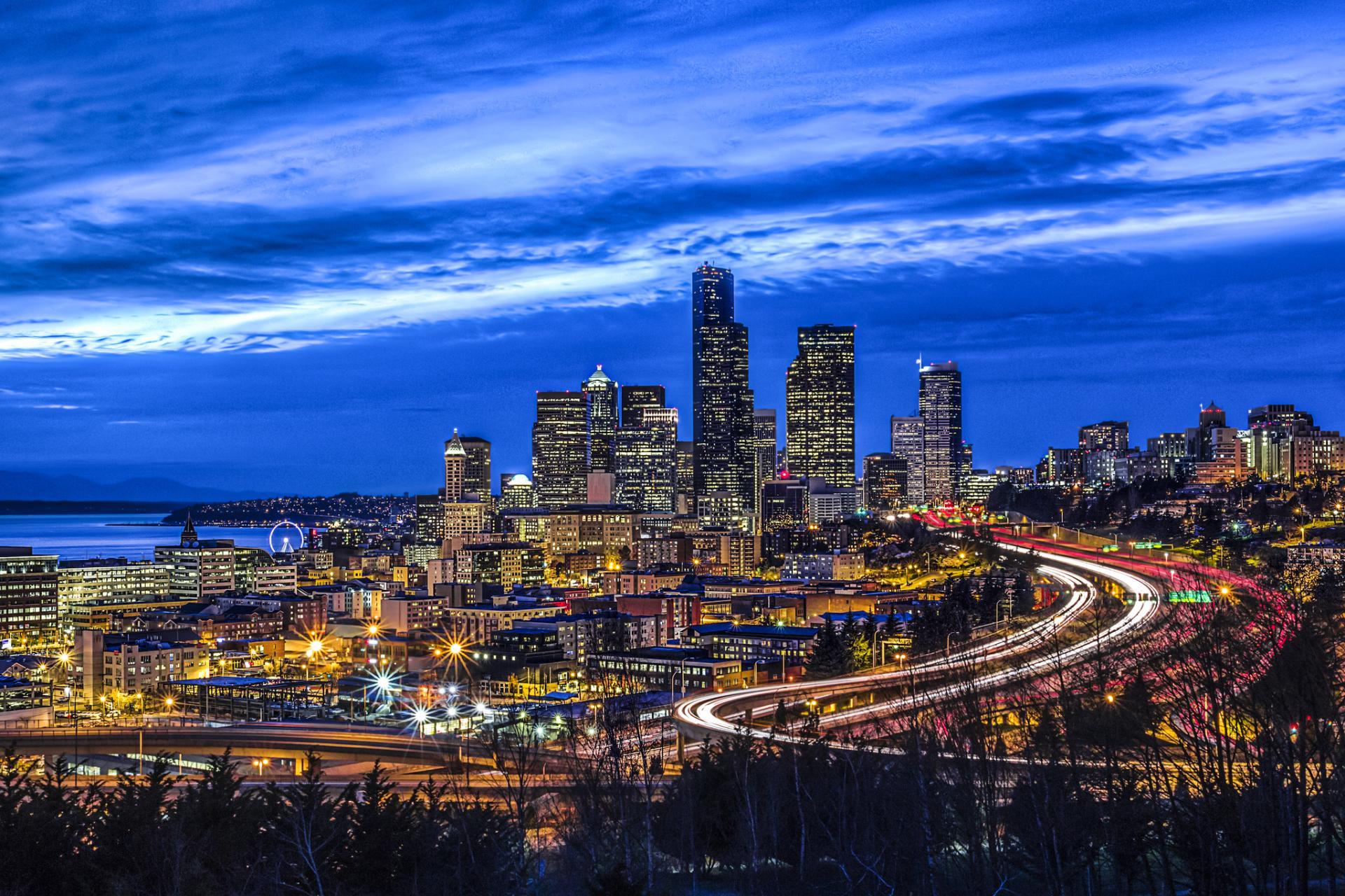 Seattle Wallpaper HD Download