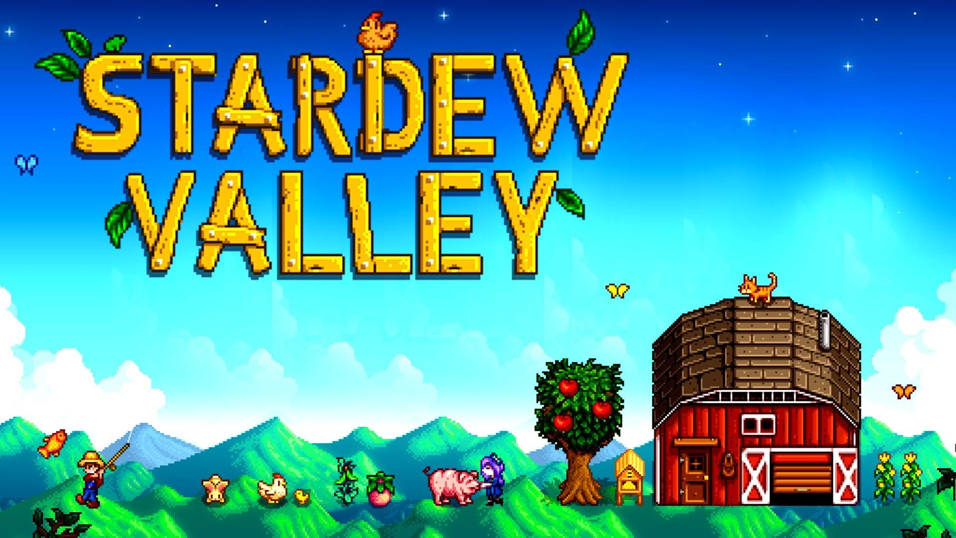 Stardew Valley Wallpaper Hd Download