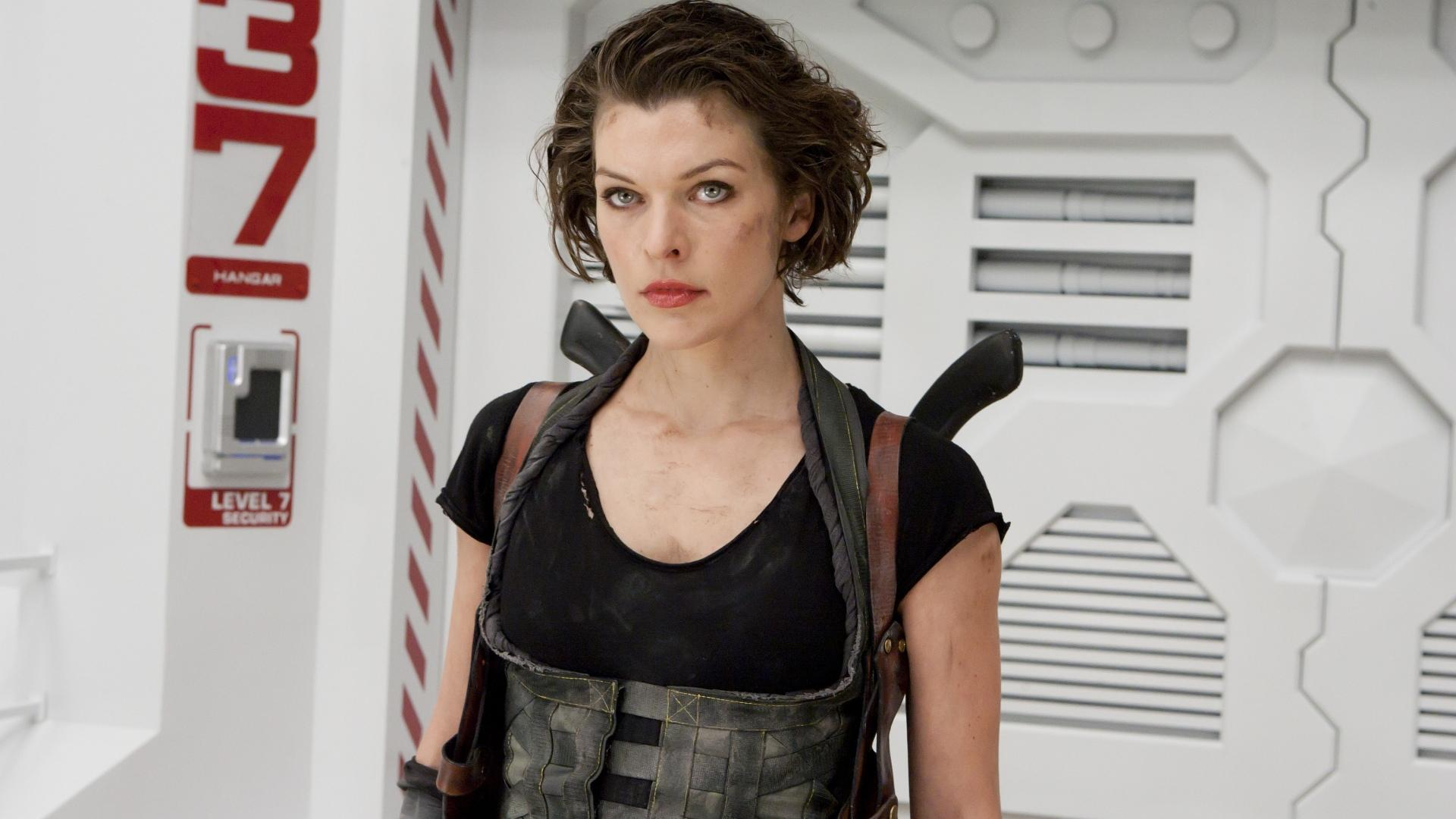 Resident Evil afterlife Hd Wallpapers