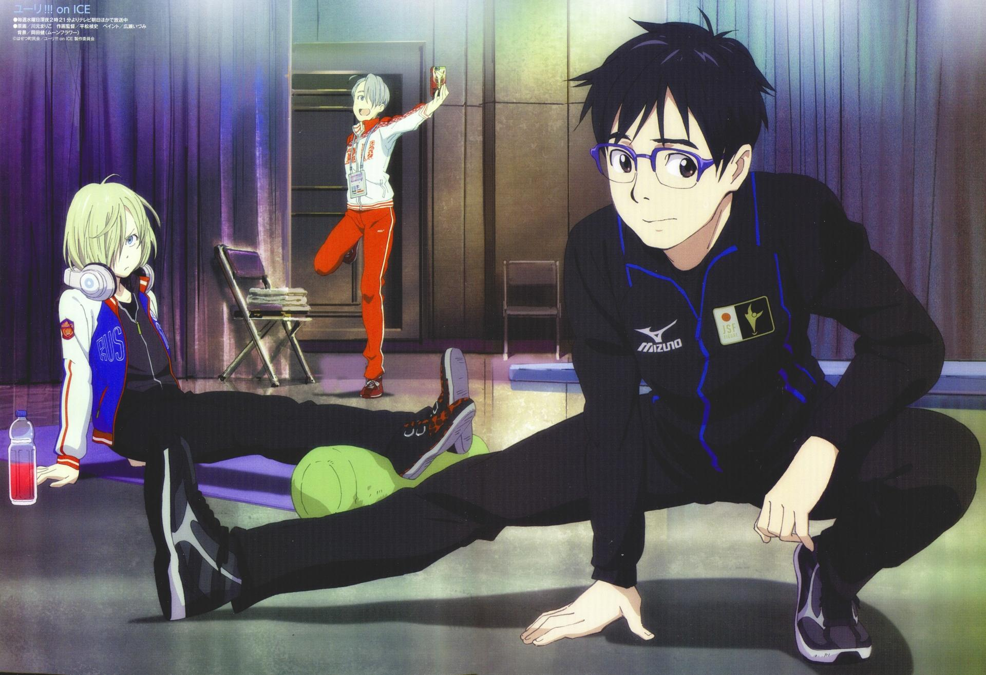 yuri on ice wallpaper hd download