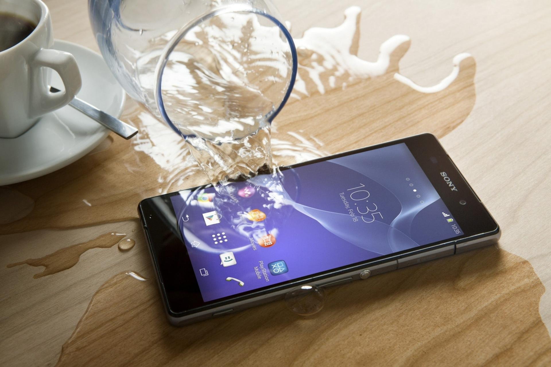 Xperia video recovery