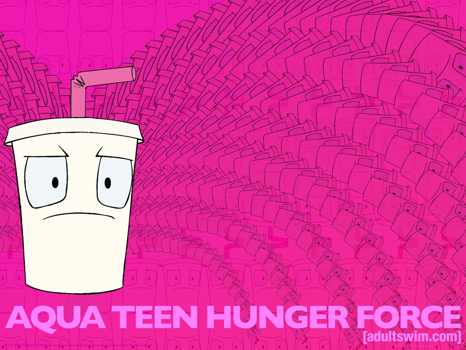Teen hunger force free