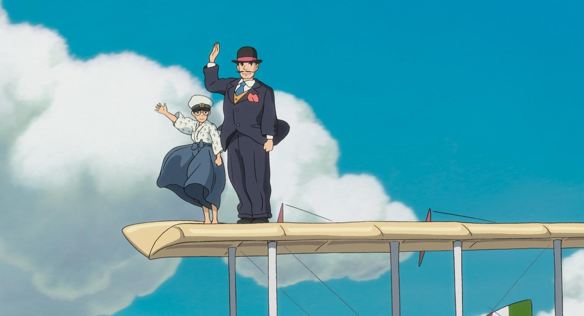 The Wind Rises New Wallpapers