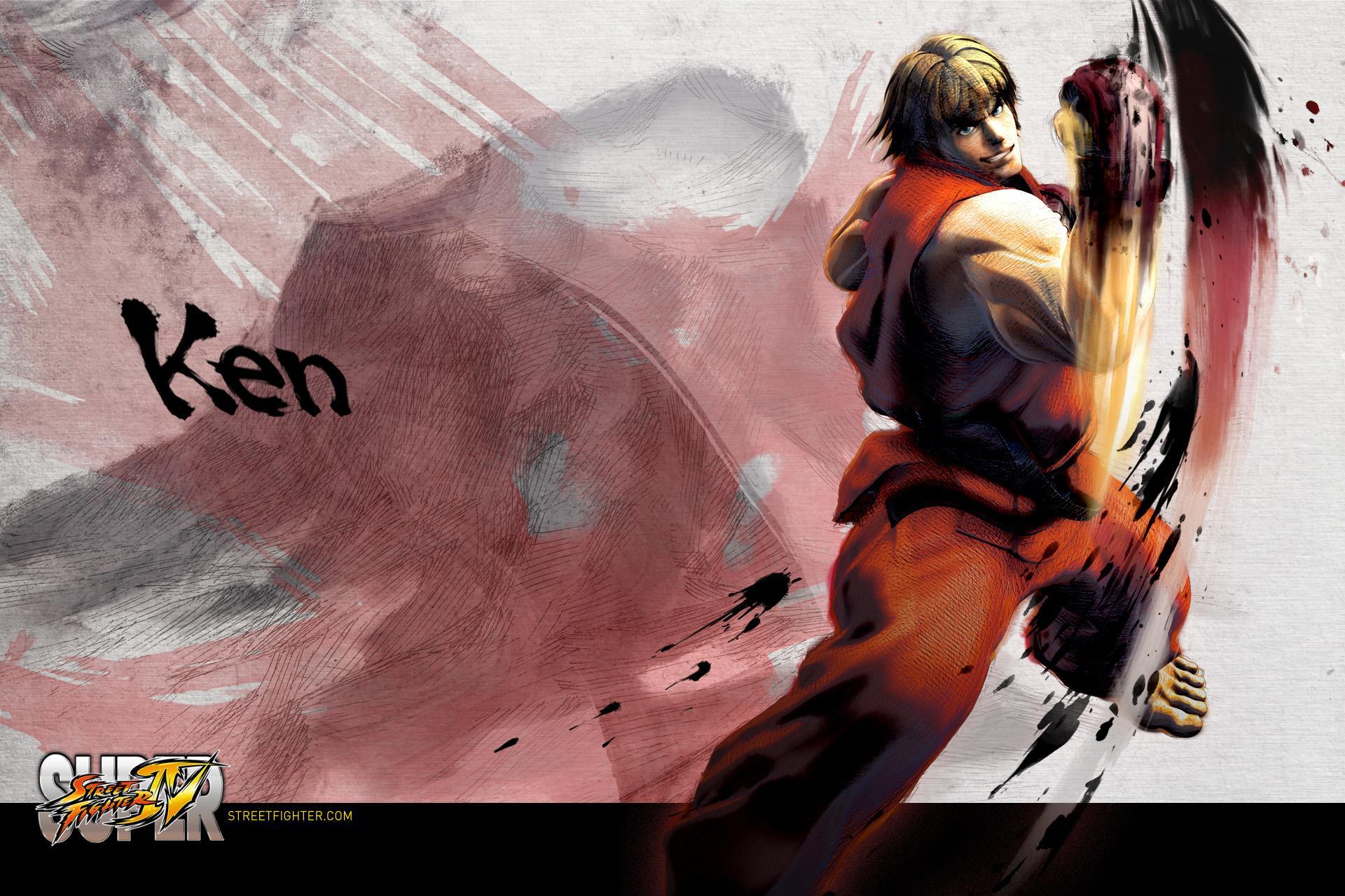 Street Fighter 4 Wallpapers: Super Street Fighter IV Wallpaper HD Download