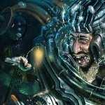 Ocean Fantasy desktop wallpaper