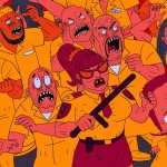 Superjail wallpapers for iphone