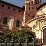 Basilica Of St. Sernin, Toulouse wallpapers for iphone