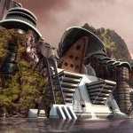City Sci Fi hd