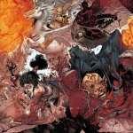 Demon Knights background