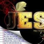 Jesus free