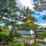 Kinkaku Ji Temple download wallpaper