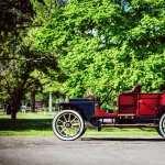 Packard Model 18 Touring hd wallpaper