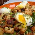 Salade Lyonnaise hd