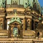 Berlin Cathedral background