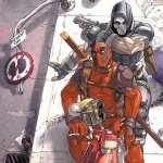Deadpool Comics wallpapers for desktop