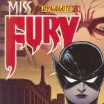 Miss Fury wallpaper