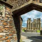 Wells Cathedral new wallpaper