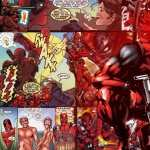 Deadpool Comics background