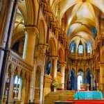 Canterbury Cathedral wallpaper