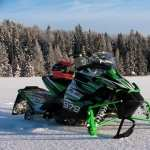 Snowmobile hd