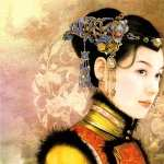 The Ancient Chinese Beauty high definition photo