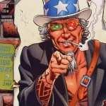 Transmetropolitan Comics pic