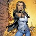 Witchblade Comics wallpapers for android