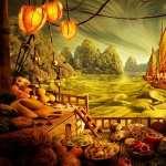 Ship Fantasy wallpapers hd